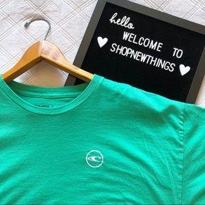 O'Neill   4/$25 Green Shirt
